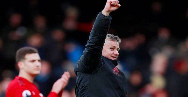 Solskjær after yet another United victory: - I do not make a difference