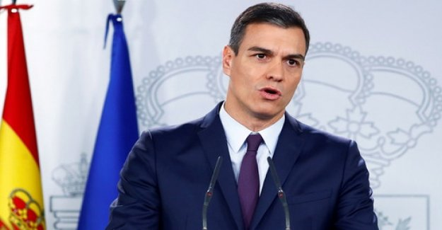 Spain's Prime Minister calls a new election