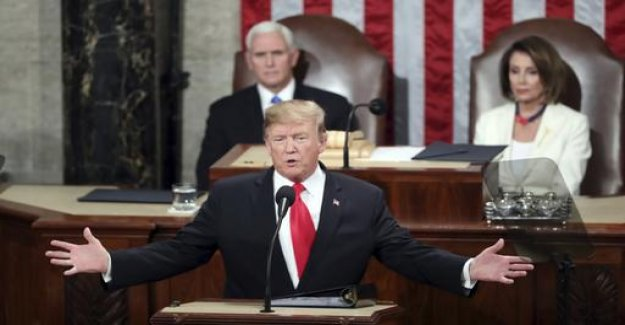 Speech on the state of the Nation: Trump insists on border wall