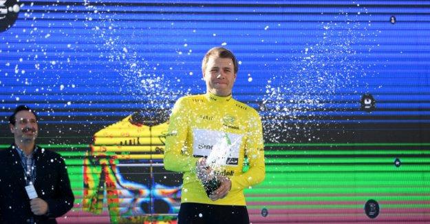 Sportsdirektøren not surprised after Boasson hagen's tempotriumf
