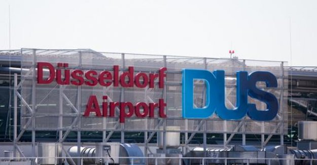 Strikes in airports of Düsseldorf and Hannover
