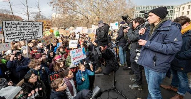 Students for climate protection: I'm on strike until action is