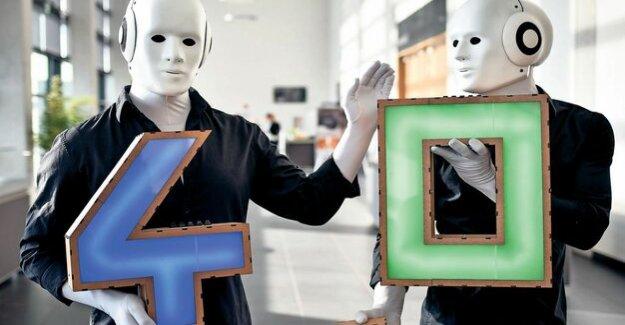 Study on the digitalization : Berlin companies develop technically