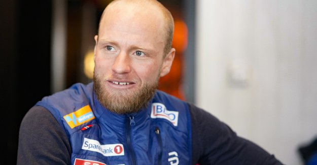 Sundby's time in danger of scrapped to stafettlaget: - Completely unsure