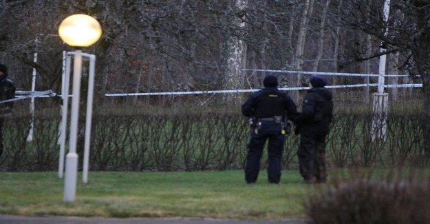 Suspected murder outside Jönköping, sweden