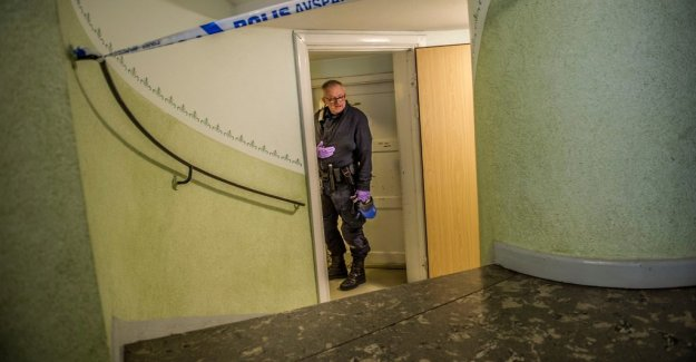 Suspected of murder in the Avesta handed over from Slovenia