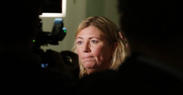 Svenska kraftnät's director general may go
