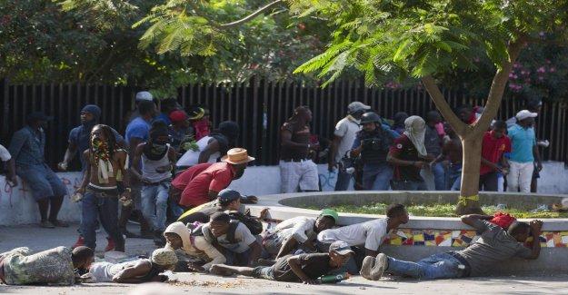 Svenskdrivna schools closed on Haiti