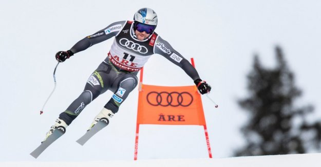Svindal finishes as the alpine icon – but everything could be taken at year-end 2007