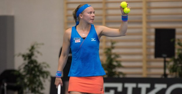 Sweden ready for kvalfinal in the Fed Cup