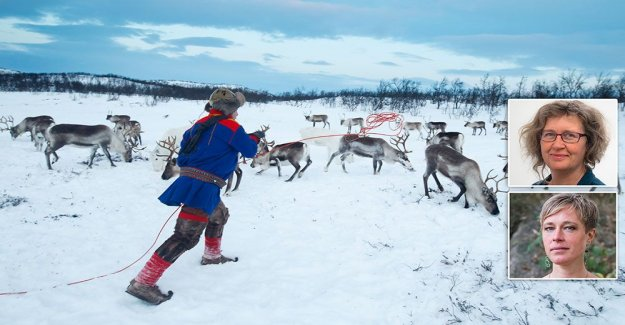 Sweden – take the sami's rights seriously