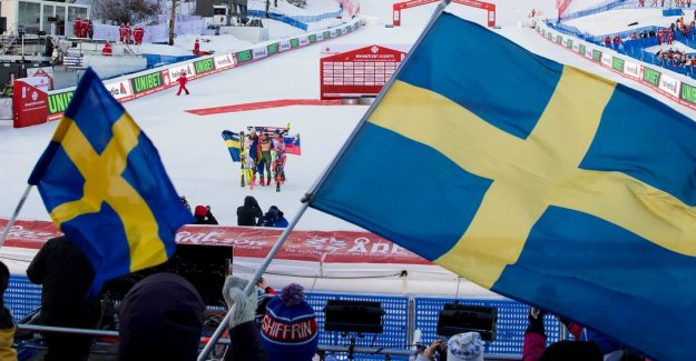 Sweden's worst world CUP in ten years – the new branch provides increased opportunities 2021