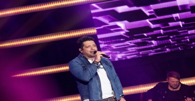 TVOF-the singer had a serious accident: I fell three months in a coma