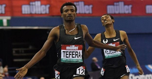 Teen beats the 22-year-old world record