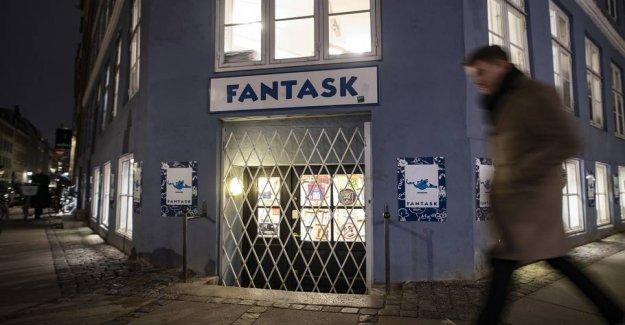 Tegneseriebutik survive: - It is quite fantask!