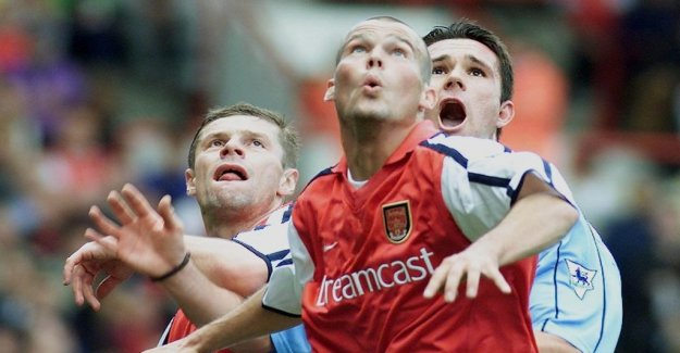 Ten best Swedish players in England in the 2000s
