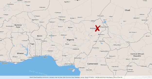 Ten dead in fighting in Nigeria