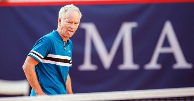 Tennis : you can't be Serious! - John McEnroe is 60