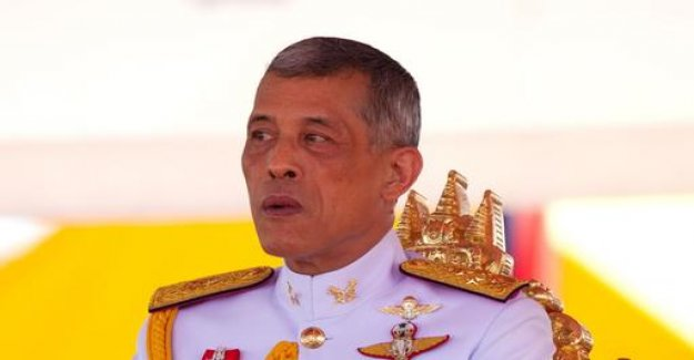 Thai king refuses the candidacy of his sister