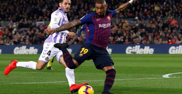 The Barcelona player is exposed to large milliontyveri