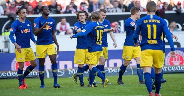 The Bundesliga's top scorer? Danish måltyv banks new boxes into