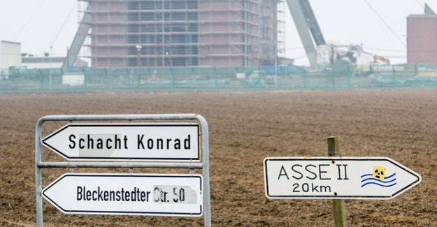 The Federal Minister of the environment : Schulze defended the final Repository Schacht Konrad