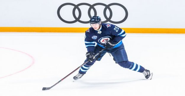 The Jets lost to the San Joselle – Patrik Laine were left without power points