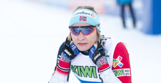 The Norwegian far behind in the prologue