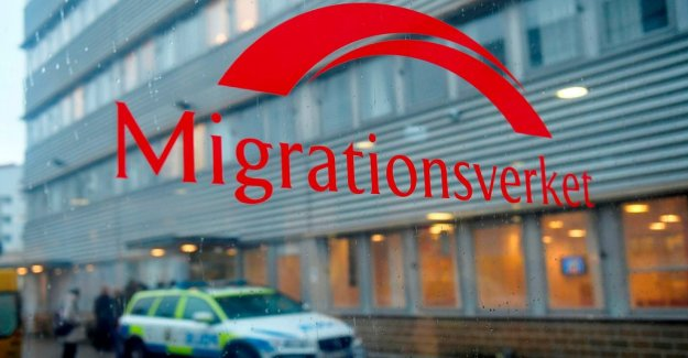 The Swedish migration board warns of reduced appropriations to the courts