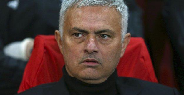 The bill to kick Mourinho