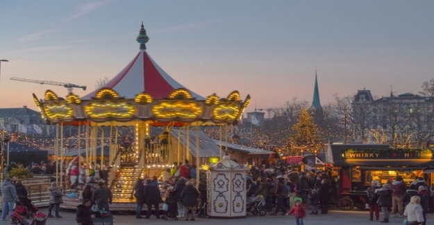 The city Council wants the fall of the circus on the Sechseläutenplatz
