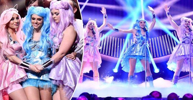 The criticism of the Dolly style-makers: Got viktkrav