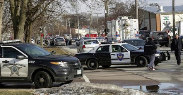 The dead and injured in shooting in Illinois
