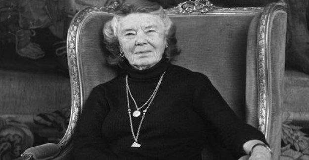 The death of Rosamunde Pilcher: The champion of love novels