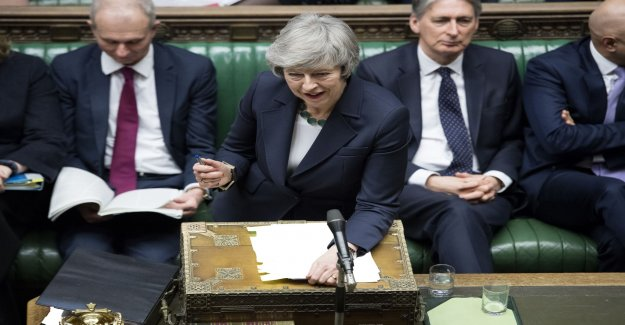 The government is ready for brexit without a contract