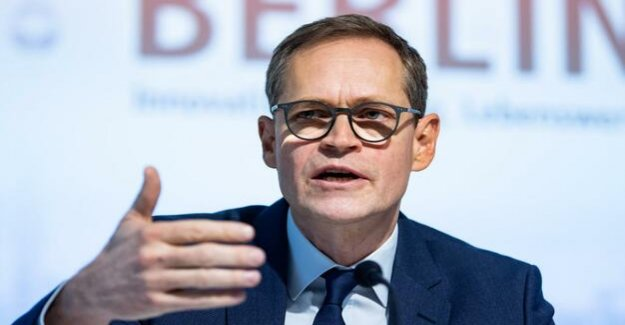The housing market in Berlin : Müller: are not expropriations my policy