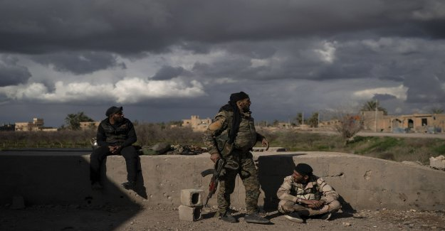 The kurds in Syria asks for international force