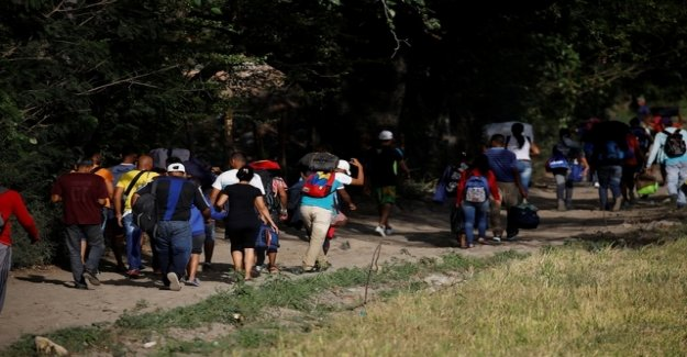 The largest Exodus in the history of Latin America