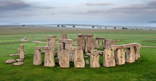 The origin of the megalithic culture is probably in France