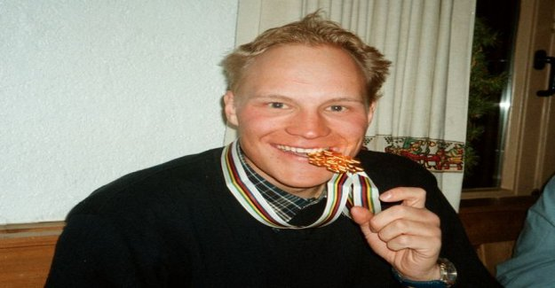 The people saw Kalle Palander tax refugee to champion admits frankly: I do the sport just the money for two years, and all went along the thigh