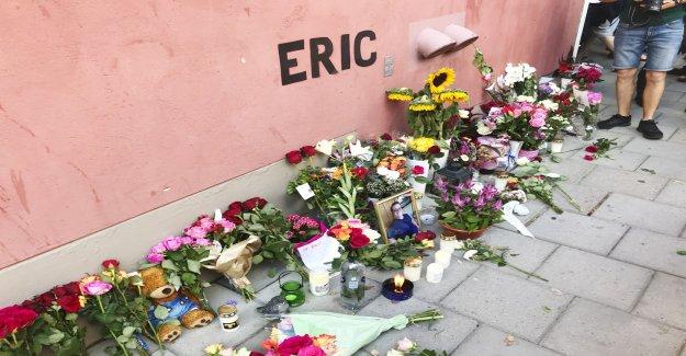 The police dismissed the investigation on the dödsskjutning