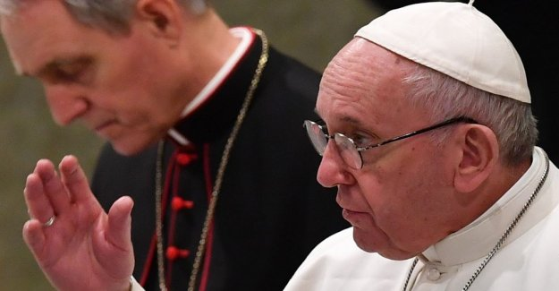The pope admits: Nuns have been exploited as sex slaves