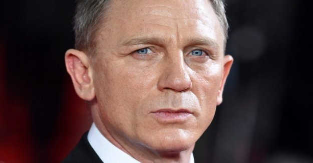 The premiere of Bond 25 is pushed forward