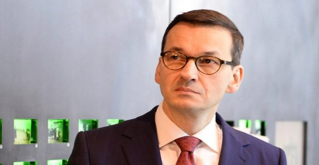 The prime minister of poland, world, Israel