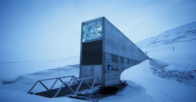 The real Doomsday vault on tv today: Founded in the end of the world for