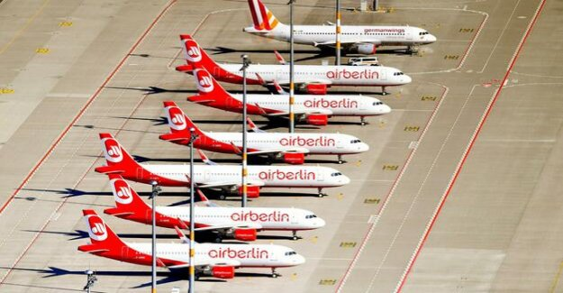 The receiver in bankruptcy of Air Berlin : The claims will exceed one billion euros