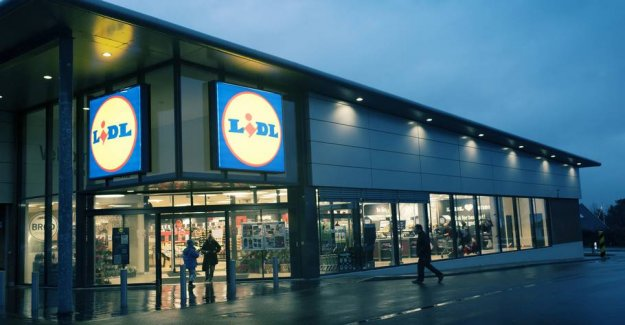The supermarket giant will open 40 to 60 new stores in Denmark