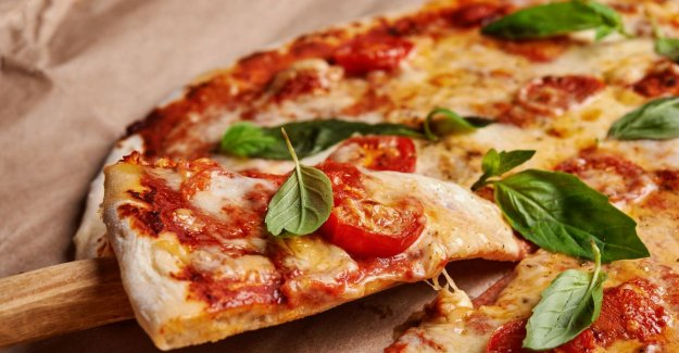 The tastiest recipes in a row for International Pizzadag
