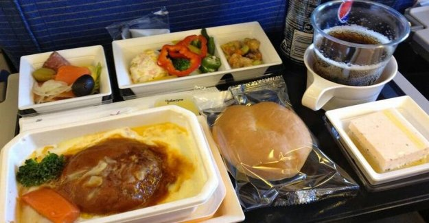 Therefore, you must not ask for special meals on the plane