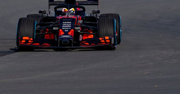 These are the cars for the new Formula 1 season